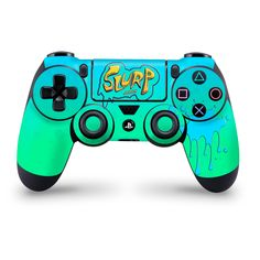 Slurp Juice Playstation 4 Controller Skin,Fortnite Drink Fan Art, High quality vinyl to customize and protect your controller Playstation, Mundo Dos Games, Ps4 Skins, Epic Games Fortnite, Xbox One Controller, Ps4 Controller Custom, Battle Royale, Gaming Wallpapers, Games For Girls