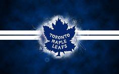 Toronto Maple Leafs retro by bbboz on DeviantArt Toronto Maple Leafs Wallpaper, Wallpaper Toronto, Ontario Attractions, Maple Leaf Logo, Maple Leafs Hockey, Christmas Favors, Game 7, Mermaid Tattoos, Organic Plants