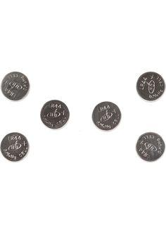 Buy Zero Tolerance Cross Bones Lr44 Batteries 6 Per Pack online cheap. SALE! $4.49