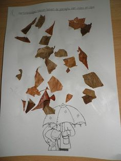Preschool Crafts, Crafts For Kids, Weather Crafts, Mini S, Autumn Theme, Fall Halloween, Autumn Leaves, Art Lessons, Little Ones