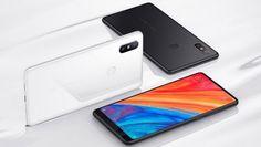 #Tecnología - Smartphone Xiaomi Mi Mix 2S lo que necesitas en gama alta