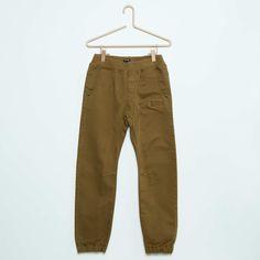 Pantalon façon joggpant Garçon - Kiabi - 12,00€