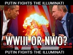 PUTIN WARNS ILLUMINATI NWO & USA ABOUT NUCLEAR PROLIFERATION  IN EUROPE!