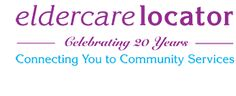 Eldercare Locator, Celebrating 20 Years, Connecting You to Community Services