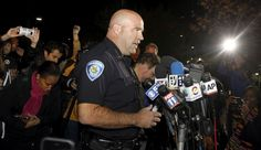 Pareja muerta en enfrentamiento con la Policia responsables la masacre de San Bernardino