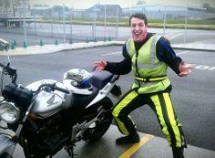 Well done Andrew #motorcycletrainingmanchester #cbtmanchester 0161 973 3450