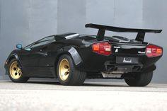 1988 Lamborghini Countach - Countach 5000 S Quattrovalvole | Classic Driver Market