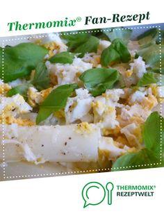Spargel lecker italienisch von Pudeline. Ein Thermomix ® Rezept aus der Kategorie Hauptgerichte mit Gemüse auf www.rezeptwelt.de, der Thermomix ® Community. Grains, Rice, Food, Party, Chef Recipes, Food Ideas, Side Dishes, Essen, Eten