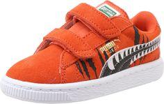 06d434b410e Amazon.com  PUMA Suede Chemical Comic V Sneaker (Little Kid Big Kid