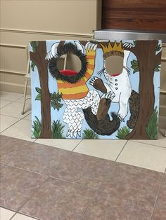 Where the wild things are photo prop Boys First Birthday Party Ideas, Wild One Birthday Party, First Birthday Decorations, Baby 1st Birthday, 3rd Birthday Parties, Twins 1st Birthdays, Wild Things, Logan, 1 Year