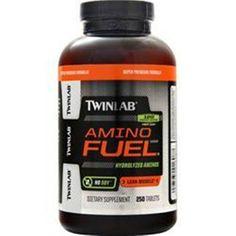 TwinLab Amino Fuel 1000 Mass 250 - 500 or 750 tabs(250/bottle)  #TWINLAB