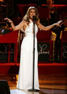 Beautiful in White, CELINE DION.