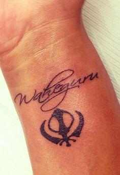 #punjabi#waheguru#tattoo