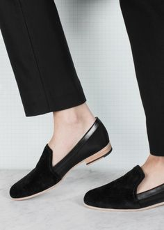 Style - Minimal + Classic: Flats | & Other Stories