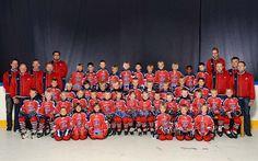 HIFK G05 juniors 2012-13. This is the team I coach. That makes me Coach T.