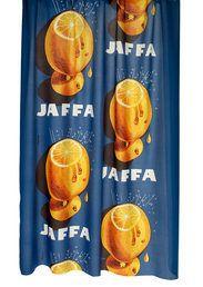Vallila Suihkuverho appelsiini jaffa 24,90 €