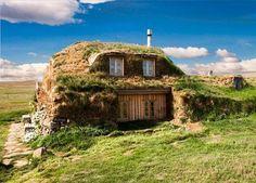 Casa tradicional, Islândia (70 pieces)
