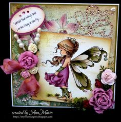 My Eclectic Spirit Blog, whimsy silver fairy
