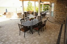 Mahaz Project Concrete Pavers, Bbq Grill, Walkway, Pond, Swimming Pools, Indoor, Living Room, Building, Outdoor Decor