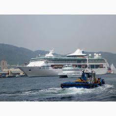 Kobe port, Japan