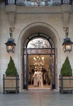 Ralph Lauren's Grand Entrance in Connecticut - Designer/Luxury - Retail - WWD.com