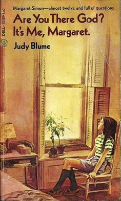 Books Worth Reading / This book started my love for Judy Blume. I gave it to my niece on her 10th or 11th birthday- she graduates from high school this year- and it remains one of her favorites as well.