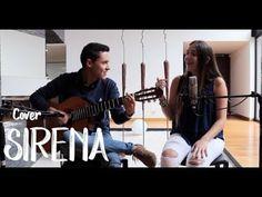 SIRENA - Cali y el Dandee (Cover J&A) Cali, Cover, The Last Song, Mermaid, Songs