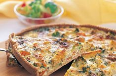 Cooking Recipes, Healthy Recipes, Healthy Food, Quiche, Goodies, Breakfast, Drinks, Healthy Foods, Sweet Like Candy