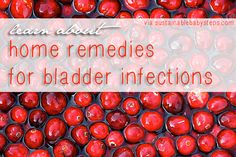 How to Treat Bladder Infections (UTI) Naturally and At Home - Includes essentials oils that will help!