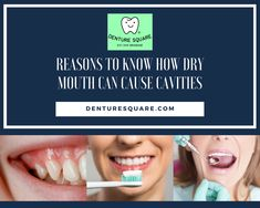 Learn More About #Drymouth for Denture Wearers #denture #teeth #dentist #dentalcare #cavities Dental Group, Dental Care, Cavities, Teeth, Learning, Dental Procedures, Dental Health, Dental Caries, Dental