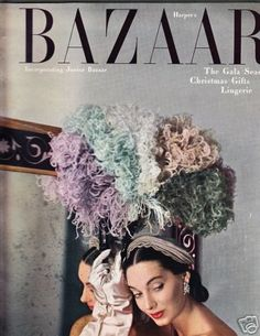 Cover by Louise Dahl-Wolfe 1949 | Flickr - Photo Sharing!