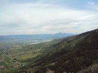 North Ogden Divide Trailhead