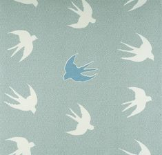 Swallow Dive fabric