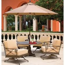 New Patio Set