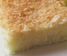 Kokosový koláč, recept, návod na prípravu