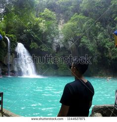Find Kawasan Falls Philippines January 2017 Waterfall stock images in HD and millions of other royalty-free stock photos, illustrations and vectors in the Shutterstock collection. Thousands of new, high-quality pictures added every day. Philippines People, Philippines Cities, Visit Philippines, Philippines Culture, Exotic Beaches, Tropical Beaches, Kawasan Falls, Backpacking Ireland