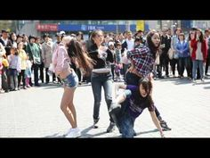 Girls' Day Flash Mob