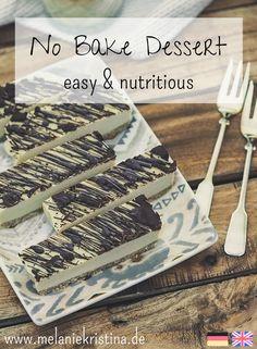 A delicious recipe for a no-bake dessert :)