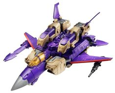 Transformers Generations Voyager Blitzwing