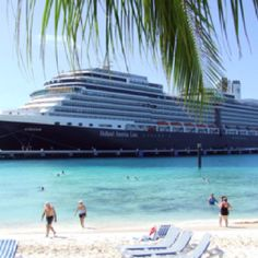 Holland America's Eurodam.... Best time this past Spring that we are going on the same ship, by, new destinations!