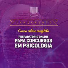 Preparatório Online para Concursos em Psicologia