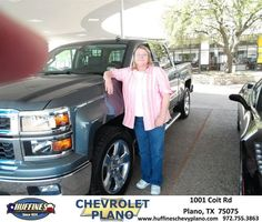 #HappyBirthday to Loretta from Darrell Rice at Huffines Chevrolet Plano!  https://deliverymaxx.com/DealerReviews.aspx?DealerCode=NMCL  #HappyBirthday #HuffinesChevroletPlano