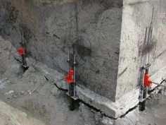 8 best foundation underpinning images foundation repair floors rh pinterest com