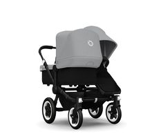 Discover more and create your own Bugaboo Donkey at Bugaboo.com. From one child to two of different ages and even twins, this convertible stroller is your family's greatest companion.
