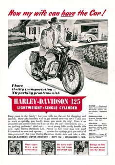 Harley Davidson (1948)