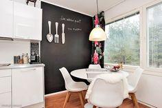 Myytävät asunnot, Kaerlantie 8 B, Turku #oikotieasunnot #Keittiö #kitchen