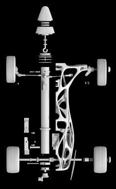 3D Print, Diseño Industrial