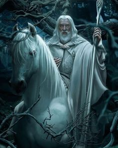 Gandalf, Morgoth, End Of The World, Middle Earth, Lord Of The Rings, Tolkien, Lotr, The Hobbit, Game Of Thrones Characters