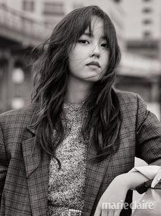 Kim So Hyun - Marie Claire Magazine January Issue Asian Actors, Korean Actresses, Korean Actors, Korean Star, Korean Girl, Child Actresses, Actors & Actresses, Kim So Hyun Fashion, Korean Fashion