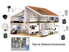 Câmeras de Segurança Instalação - Cambras